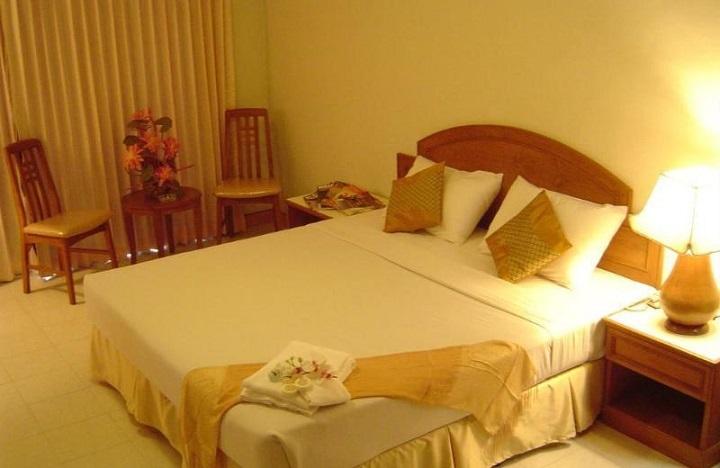 Silver Gold Garden - бюджетный отель в Бангкоке