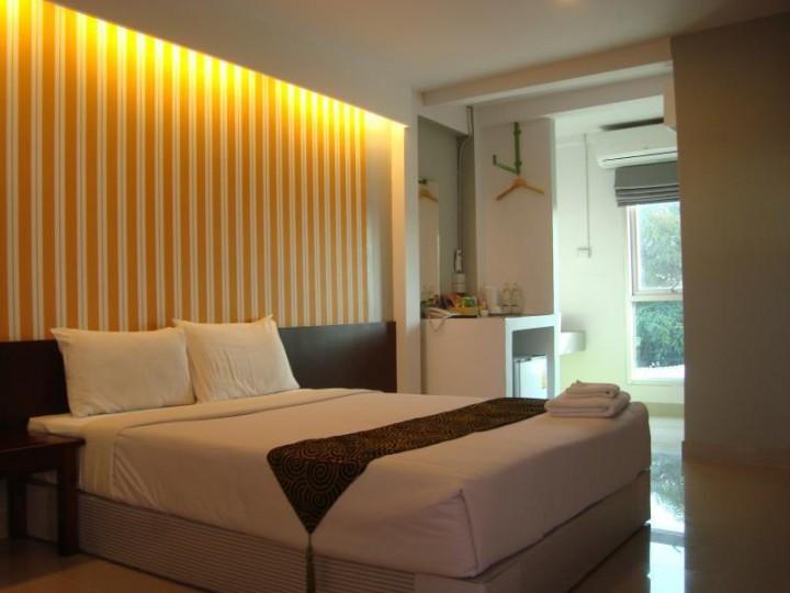 Flora Shire Resort - бюджетный отель в Бангкоке рядом с аэропортом