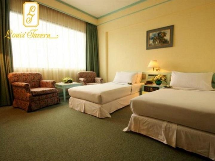 Бюджетный отель в Бангкоке