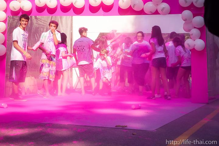 Colour Miles For Smiles, Бангкок, Таиланд