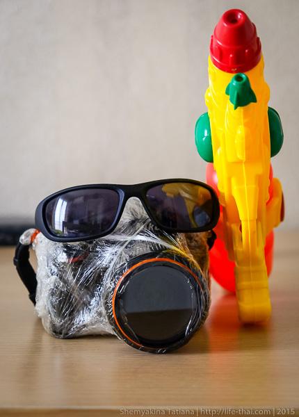 Водозащита для Nikon