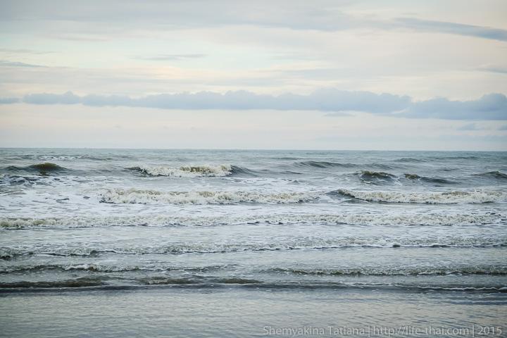Море в Хуа Хине