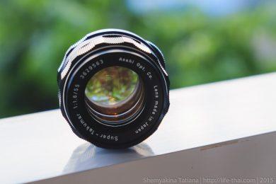 Super Takumar 55mm f/1.8