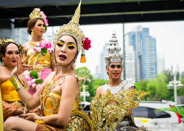 Ледибои, Бангкок, Таиланд