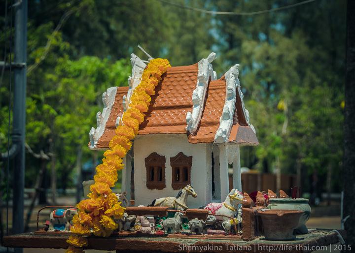 Домик для духов, Таиланд