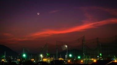 Луна в Таиланде