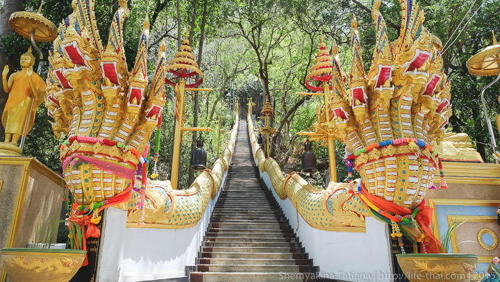 Лестница к пещерам, Хуа Хин