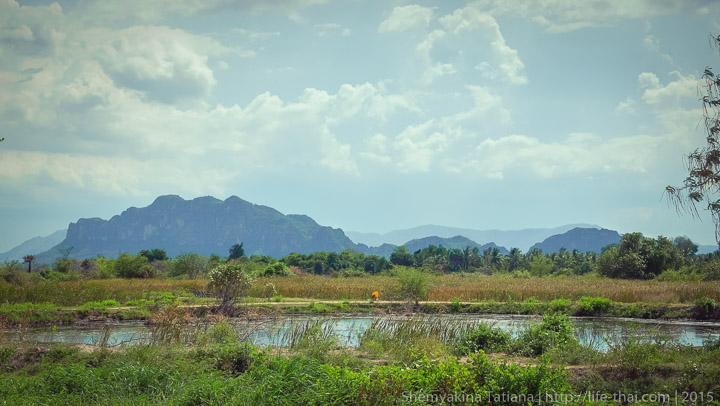 Горы, Хуа Хин