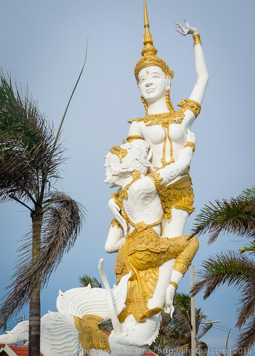 Тайская скульптура, Ча-ам
