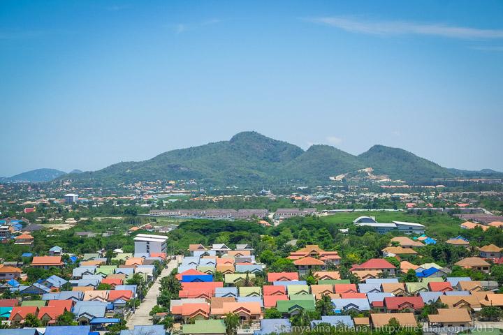 фото Хуа Хин, вид на город
