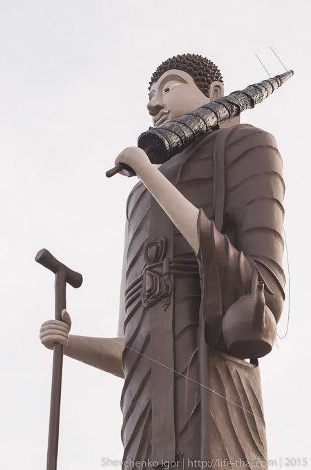 Большой Будда, Хуа Хин, фото