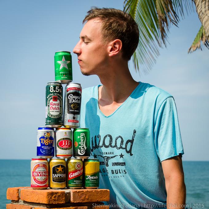 Игорь и пиво, Вьетнам
