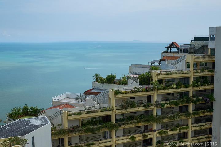 Наши апартаменты на Пенанге, Малайзия
