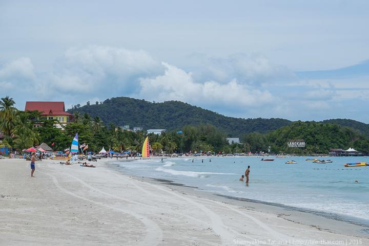 Пляж, Лангкави, Малайзия