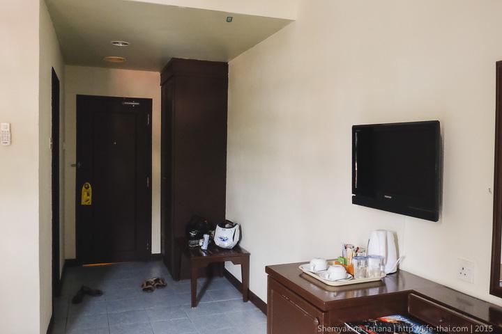 Отель Geo Park Hotel на Лангкави, Малайзия