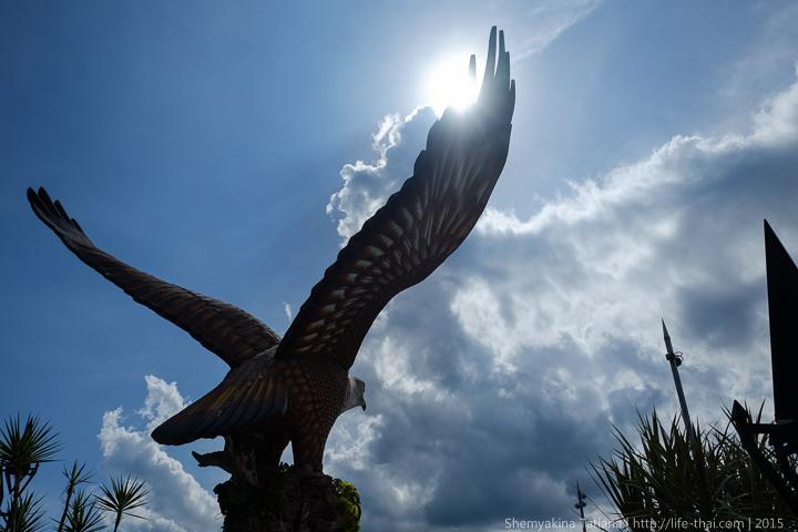 Орёл, остров Лангкави, Малайзия