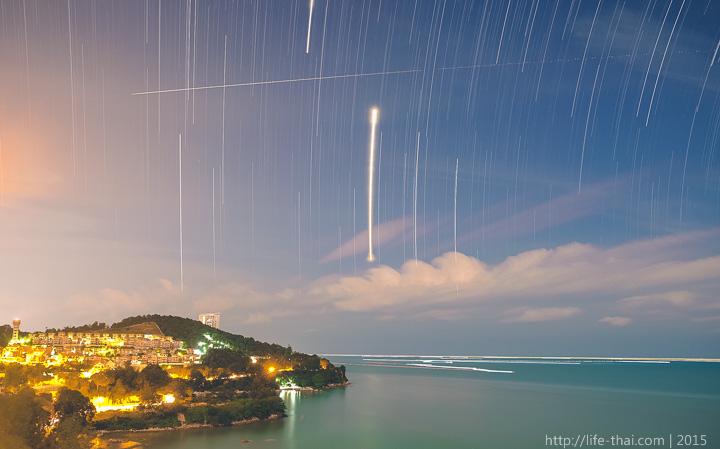 Звёзды, Пенанг, Малайзия