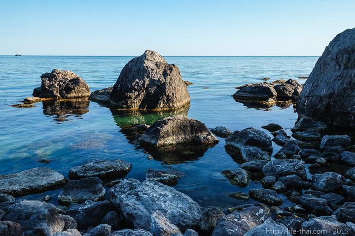 Мыс Айя, Крым