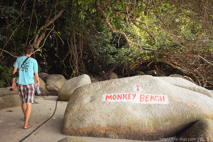 Monkey Beach, Penag, Пенанг, Малайзия