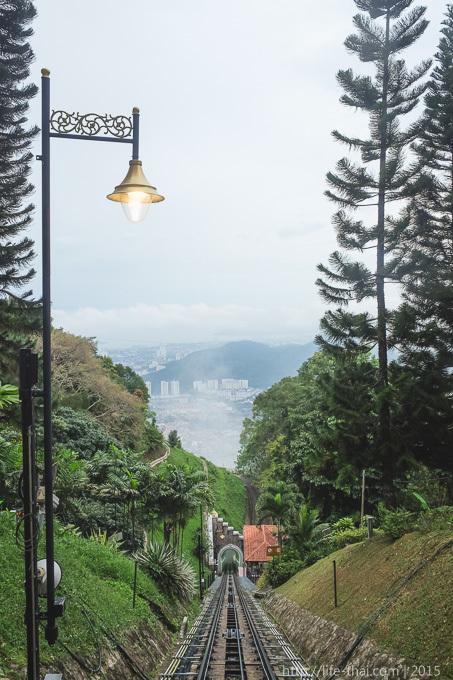 Пенанг Хилл, Малайзия