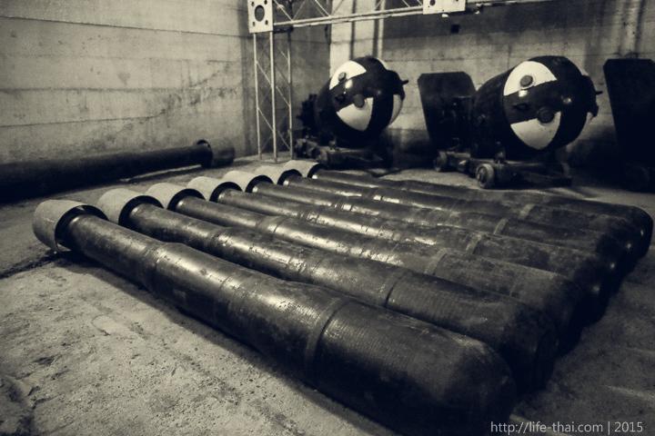 Музей подводных лодок, Балаклава, Крым