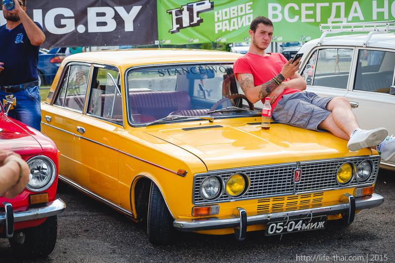 Дрифт в Беларуси, фото, Логойск