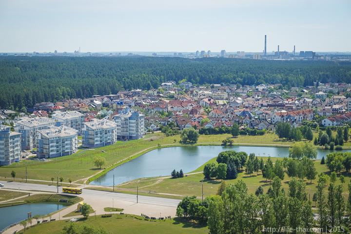 Национальная библиотека Беларуси, фото