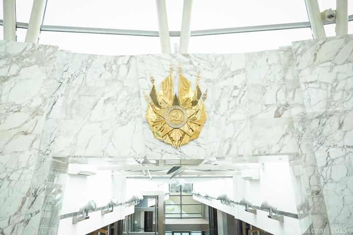 Музей войны в Минске, Беларусь