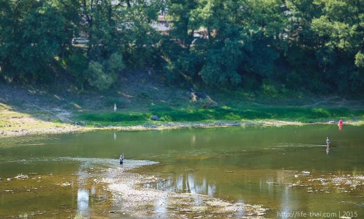Витебск, набережная реки