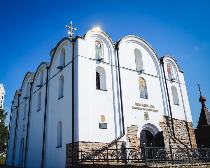 Благовещенская церковь, Витебск