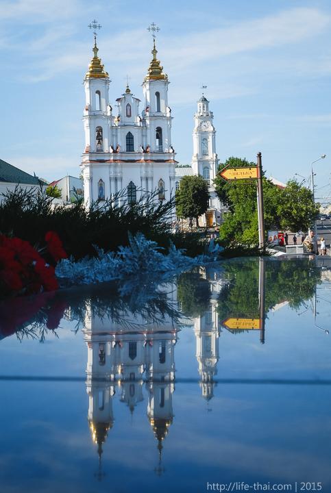 Воскресенская церковь, Витебск