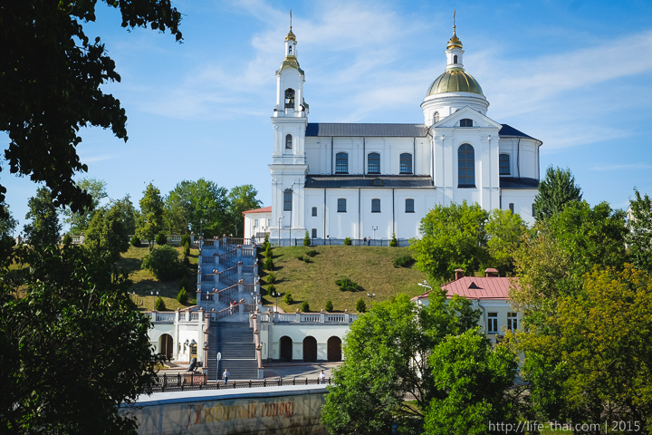 Успенский собор, Витебск