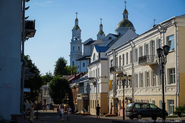 Историческая застройка, Витебск