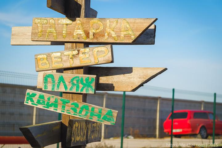 Виндсёрфинг в Крыму, Щёлкино
