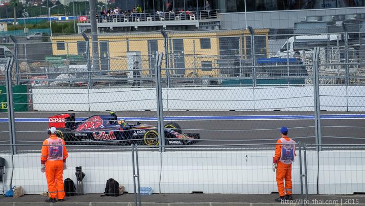 Сочи автодром, Россия, Гран при Формула 1