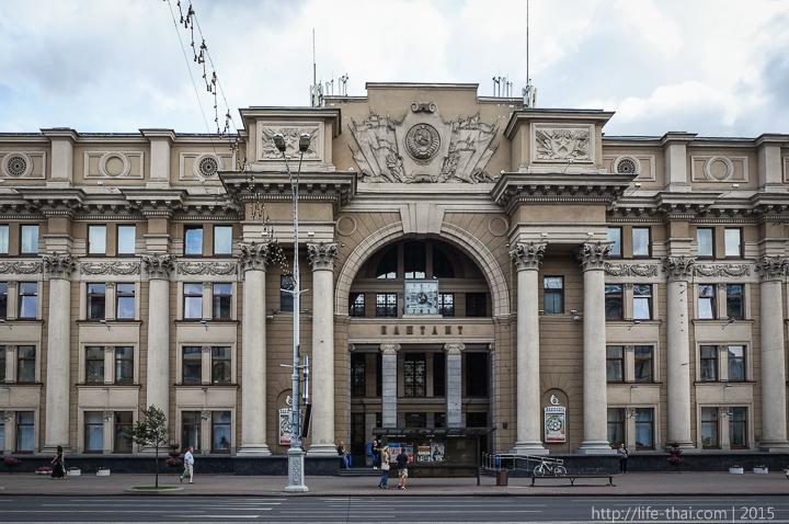 Что посмотреть в Минске. Достопримечательности города