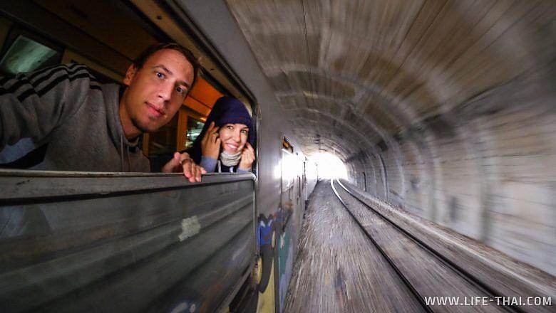 Как добраться в Черногорию на поезде