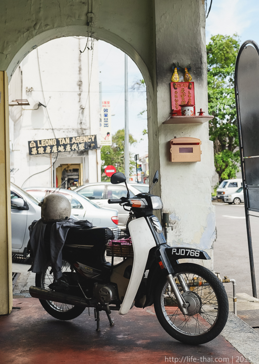 Джорджтаун, остров Пенанг, Малайзия
