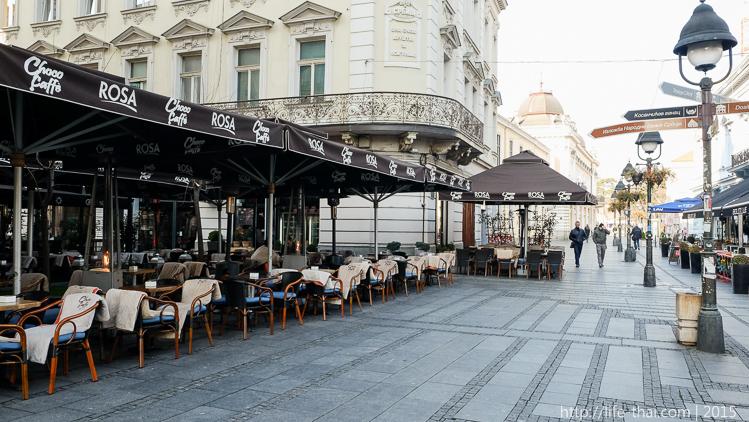 Где погулять в Белграде самостоятельно