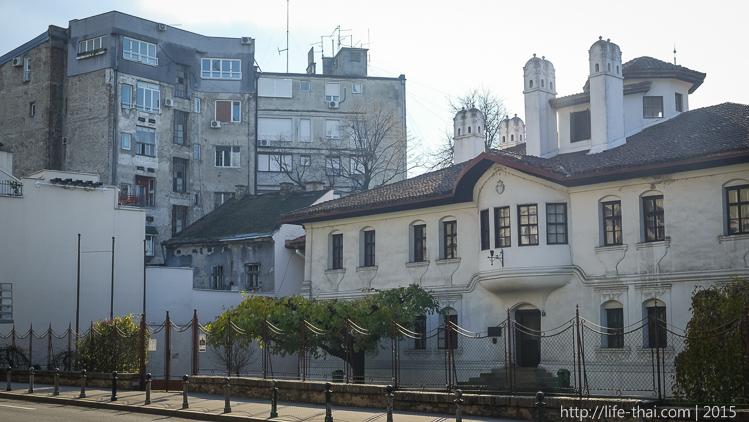 Что обязательно посмотреть в Белграде за 1-2 дня - дом княгини Любицы