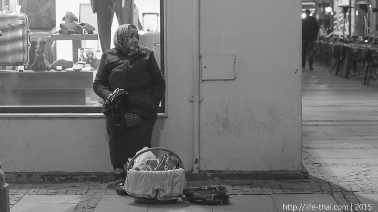 Белград, Сербия, стрит-фото