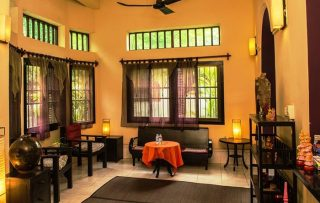 Отель в Сием Рип, где остановиться недалеко от Ангкорват