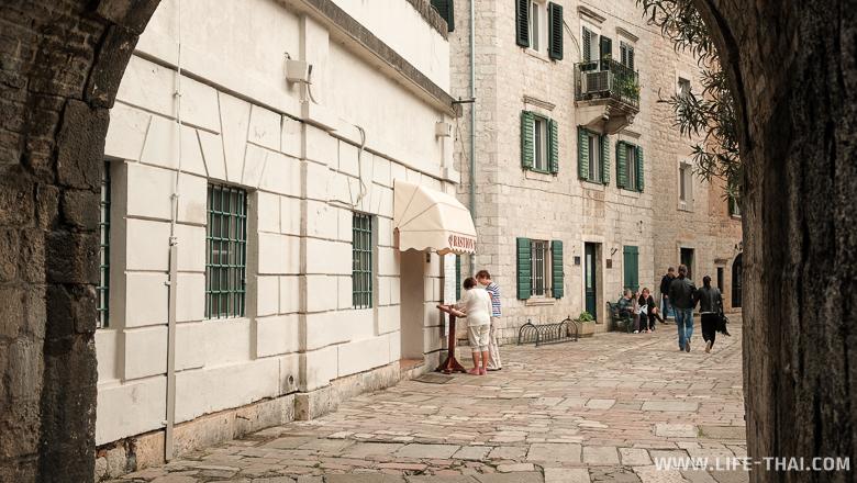 Самый красивый старый город в Черногории - определённо в Которе