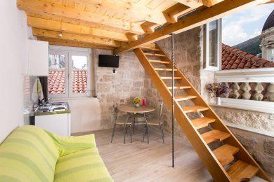 Апартамент в Дубровнике в старом городе