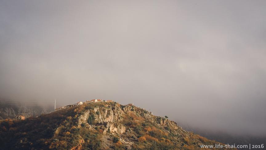 Зима в Черногории, январь в фото на life-thai.com