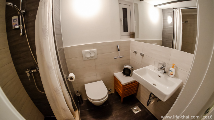 Апартамент в Дубровнике, отзыв airbnb