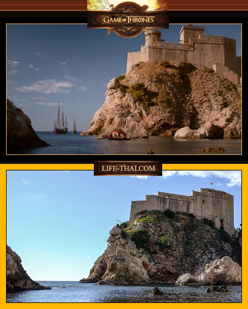 Королевская гавань, Дубровник
