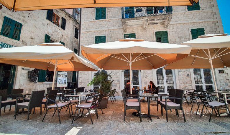 Где находится консульство Хорватии в Которе