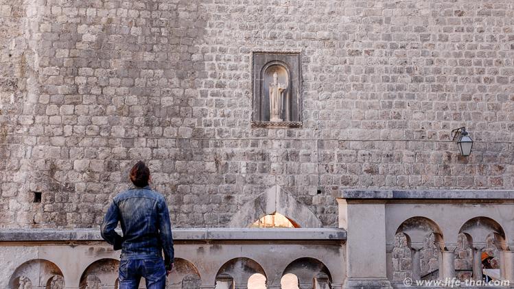 Ворота Пима, Дубровник, фото