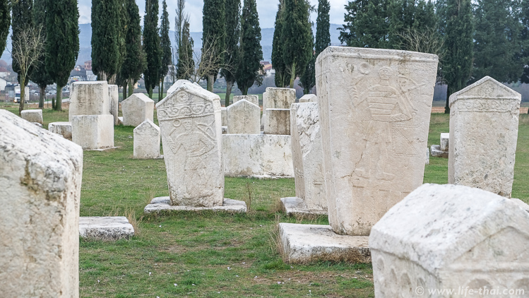Некрополь в Столац, Босния и Герцеговина